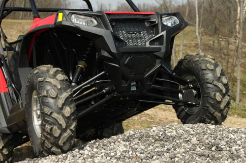 2013 Polaris RZR S 800 Front Suspension