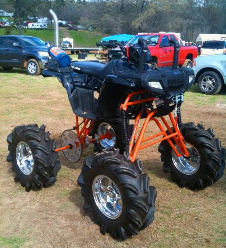 Honda Four Wheelers For Sale >> Honda Atv Jacked Up In The Mud | Car Interior Design