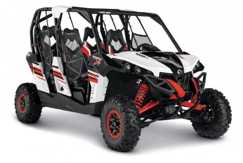 2014 Can-Am Maverick MAX 1000R X rs DPS Studio