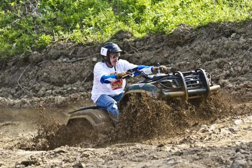 2013 White Knuckle Mud Racing