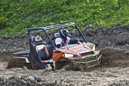2013 White Knuckle Mud Racing Polaris Ranger