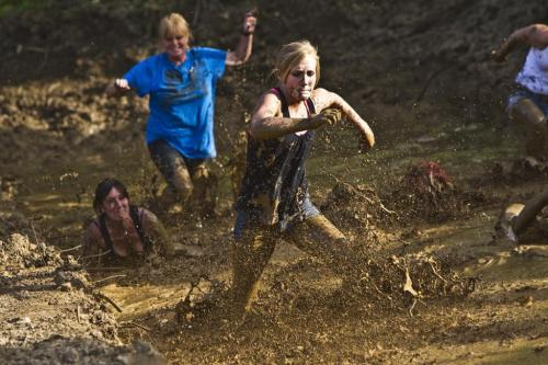 2013 White Knuckle Mud Run