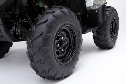 2014 Yamaha Grizzly 700 Maxxis Tires