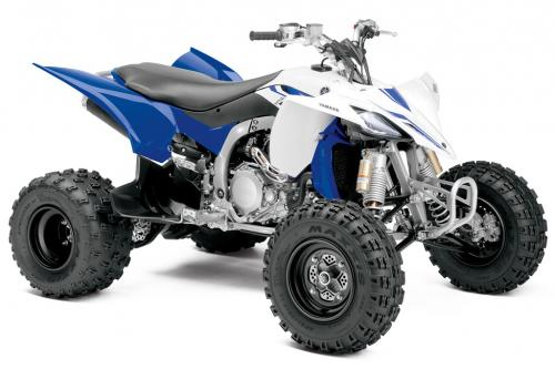 2014 Yamaha YFZ450R Front Right