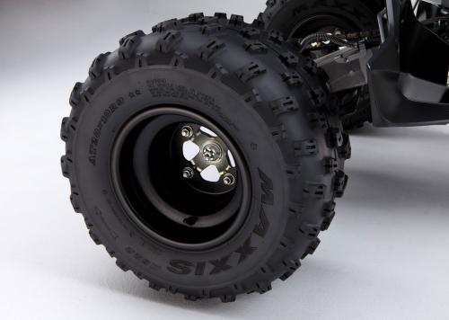 2014 Yamaha YFZ450R Wheel