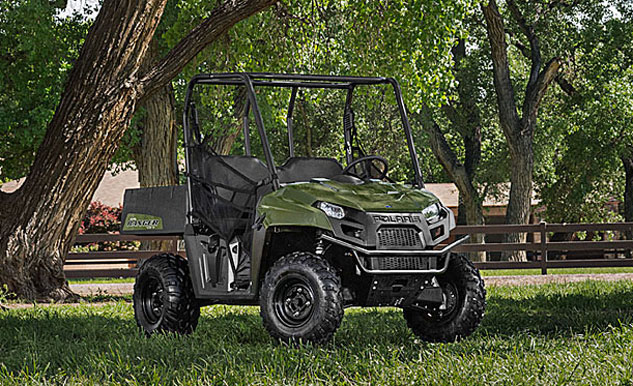 2013 Polaris Ranger 800 Mid-Size Beauty