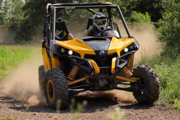2014 Can-Am Maverick MAX X rs
