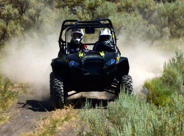 2013 Polaris RZR XP 900 EPS Action High Speed