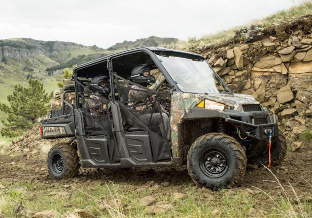 2014 Polaris Ranger Crew 900 Action Camo