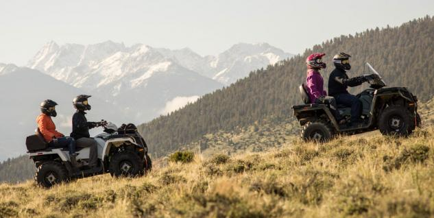 2014 Polaris Sportsman 570 Touring