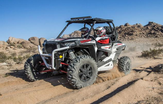 2014 Polaris RZR XP 1000 Action Left