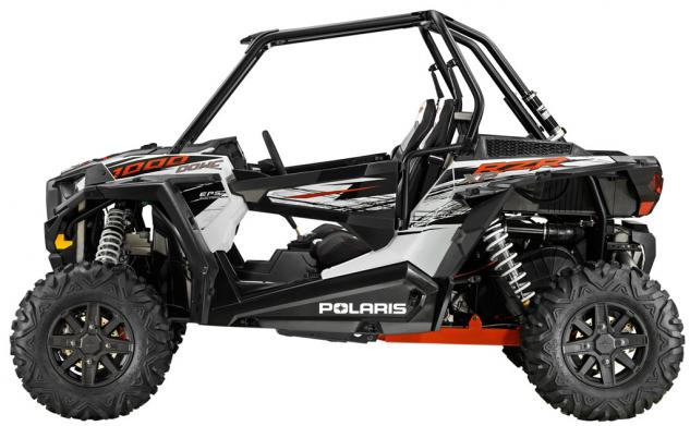 2014 Polaris RZR XP 1000 Profile