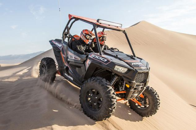 2014 Polaris RZR XP 1000 Action Dune