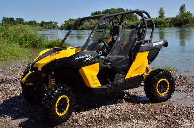 2013 Can-Am Maverick 1000R X rs Beauty