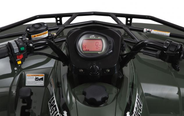 2014 Arctic Cat 500 Digital Gauge