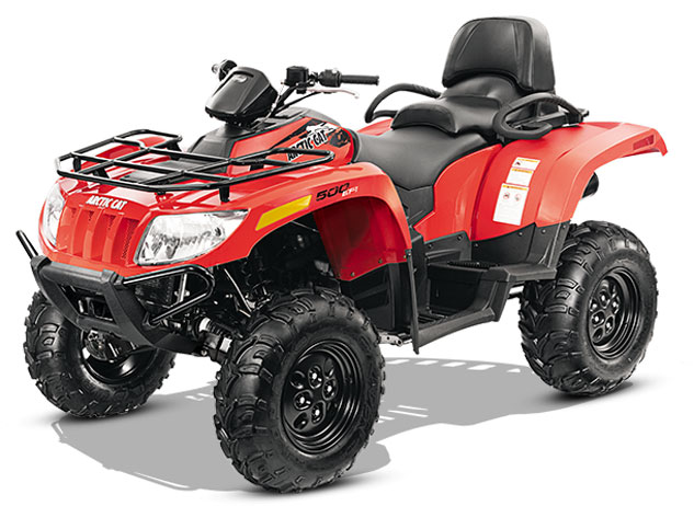 2014 Arctic Cat TRV 500