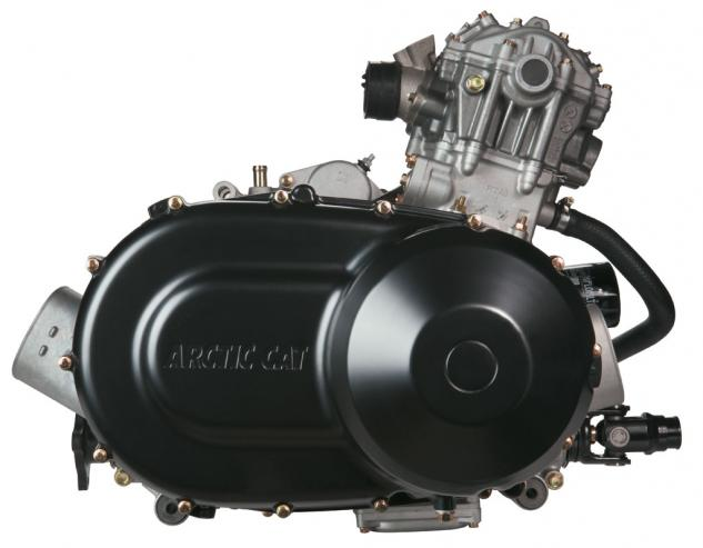 Arctic Cat 500 Engine