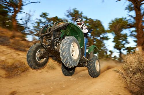 Atv pictures atv 2014 yamaha grizzly 700 eps action for 2014 yamaha grizzly 700
