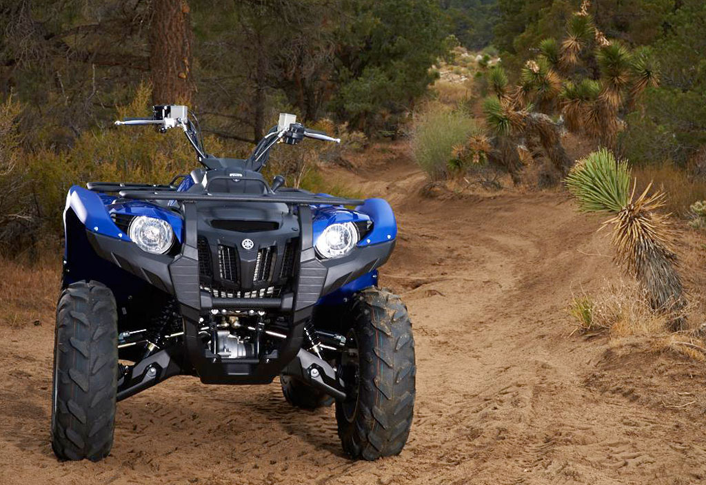 Image for 2014 yamaha atv