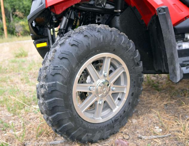 2013 Polaris Sportsman Touring 850 EPS Front Wheel