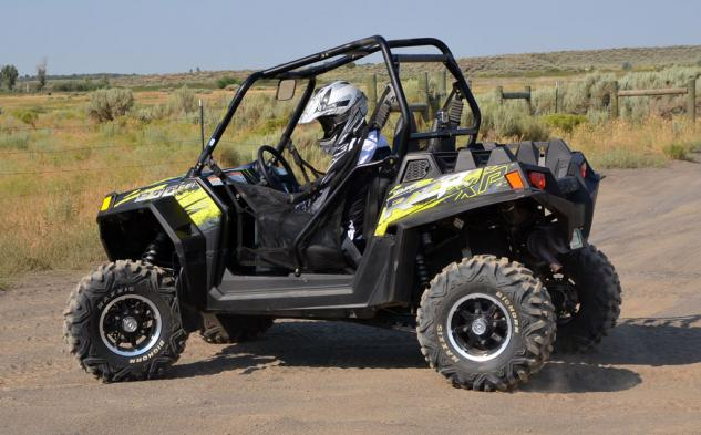 2013 Polaris RZR XP 900 LE Profile