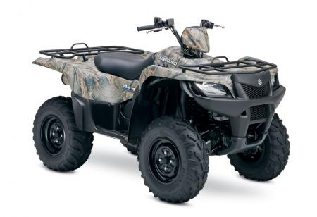 Power steering has been a fantastic evolution for utility ATVs and Suzuki has joined the likes of Honda, Yamaha and Polaris by introducing it on the KingQuad 500 and 750.