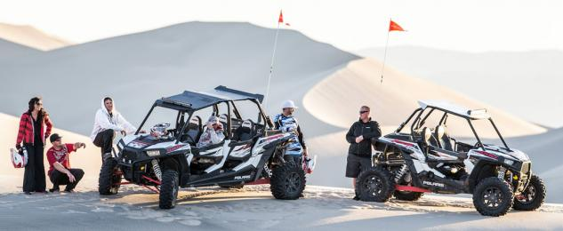 2014 Polaris RZR XP 4 1000 with RZR XP 1000