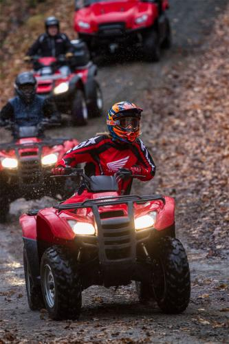 Bear Claw Tours Honda ATV