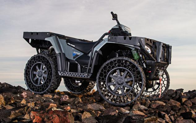 2014 Polaris Sportsman WV850 Beauty
