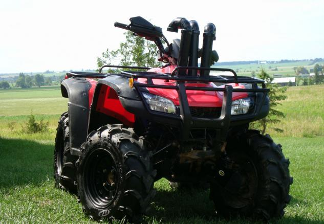 Honda Rancher 400 AT Beauty