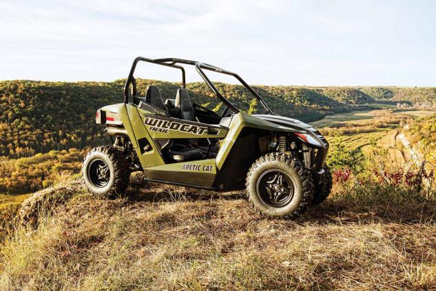 2014 Arctic Cat Wildcat 700 Trail Beauty
