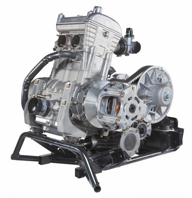 2014 Arctic Cat Wildcat 700 Trail Engine