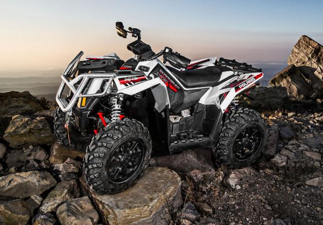 2014 Polaris Scrambler XP 1000 Beauty