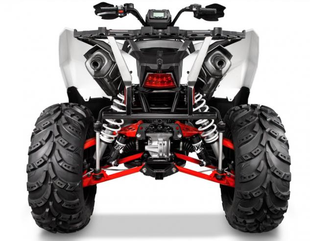 2014 Polaris Scrambler XP 1000 Rear