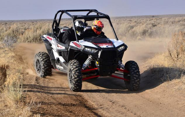 2014 Polaris RZR XP 1000 Action Drift