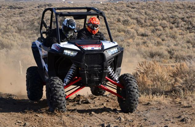 2014 Polaris RZR XP 1000 Action Front