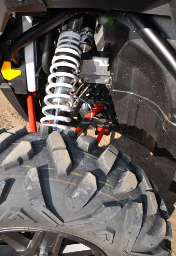 2014 Polaris RZR XP 1000 Front Suspension