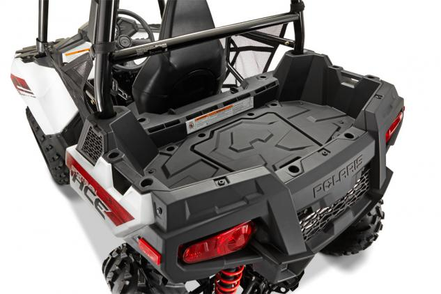 2014 Polaris Sportsman ACE Rear Storage