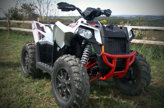 2014 Polaris Scrambler 1000 Beauty