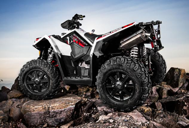 2014 Polaris Scrambler 1000 Profile