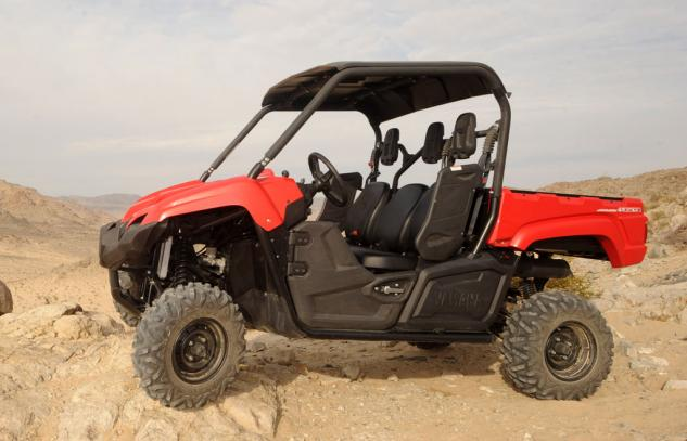 2014 yamaha viking 700 review desert test for Yamaha 700 viking