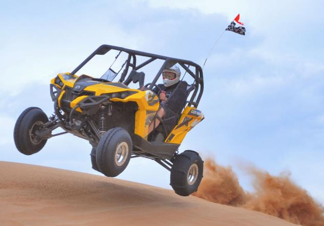 2014 UTV Industry Ride Can-Am Maverick