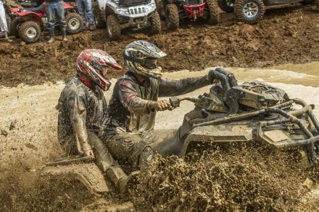 2014 High Lifter Mud Nationals Action Buddy Run