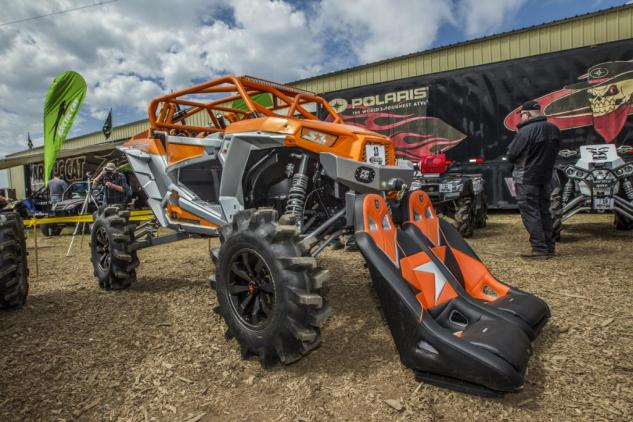 2014 High Lifter Mud Nationals Bad 2 'Da Bone