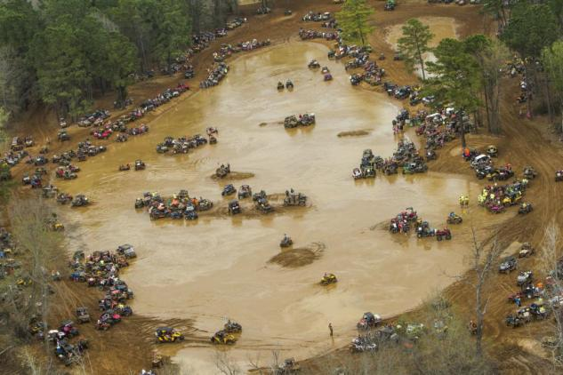2014 High Lifter Mud Nationals Mud Pit