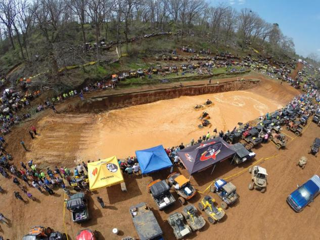 2014 High Lifter Mud Nationals Straight Bog