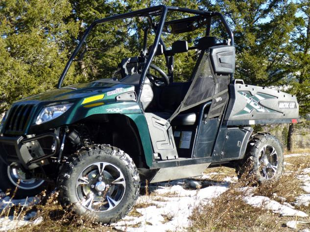 2014 Arctic Cat Prowler 700 Hdx Limited Review