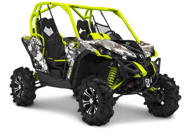 2015 Can-Am Maverick 1000R X mr