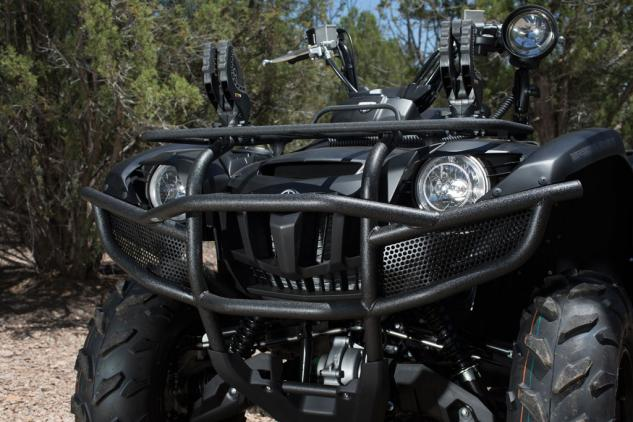 2014 Yamaha Grizzly 700 Tactical Black Spot Light