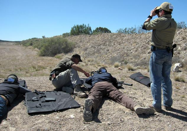 Gunsite Long Range Rifle Shooting